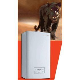 Настенный двухконтурный газовый котел Protherm Пантера 30 KTV Мощность: 10,4-29,6 кВт.  Кол-во ГВС 12,8-15...